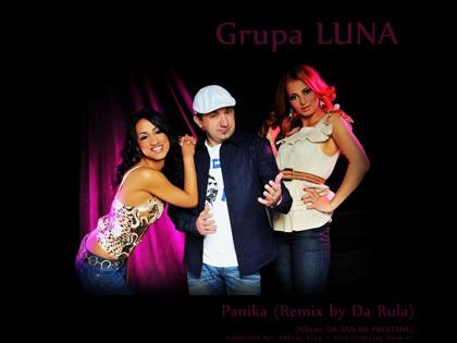 Grupa LUNA - Panika (Remix by Da Rula) / Album: 'Da San Ne Prestane'
